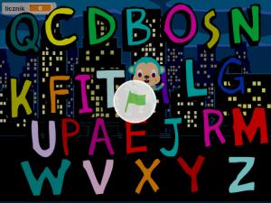 Alfabet Julia Halko